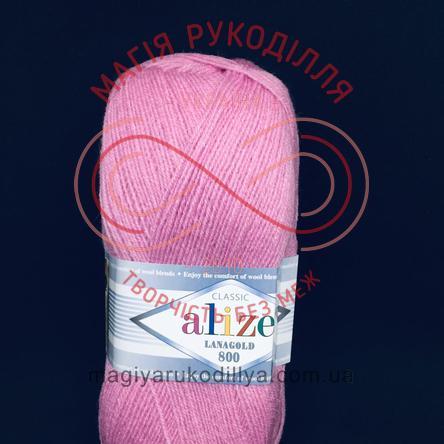 Пряжа Lanagold 800 (Alize Туреччина) - 98
