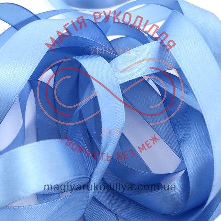 Стрічка Peri атласна 51мм (Китай) - №106 відтінки синього