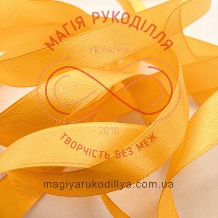 Стрічка Peri атласна 51мм (Китай) - №027 відтінки жовтого