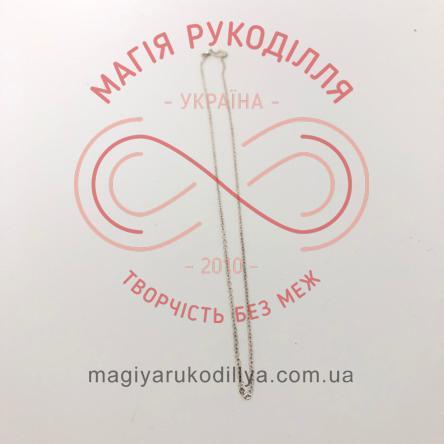 Ланцюжок срібло (Туреччина) довжина 40,00см