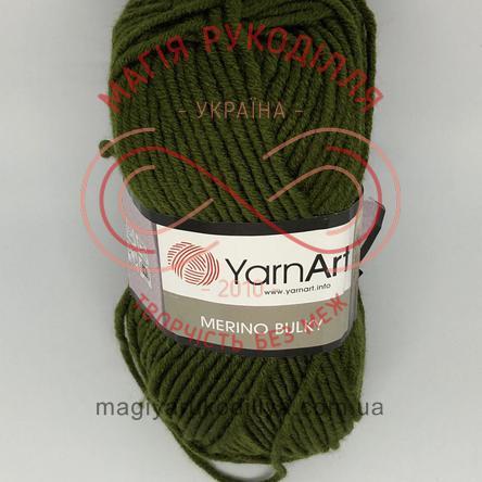 Пряжа Merino Bulky (YarnArt Туреччина) - 530