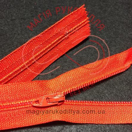Блискавка брючна (Китай Talon) 18см (тип 5) - відтінки червоного