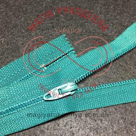Блискавка брючна (Китай Talon) 18см (тип 5) - відтінки зеленого