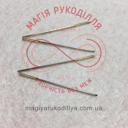 Голка для вишивання гобеленовим швом - №26(Китай)