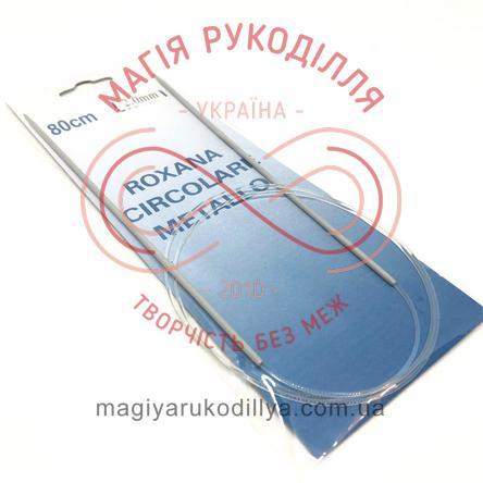 Спиці кругові тефлонові лєска 2,0/80см