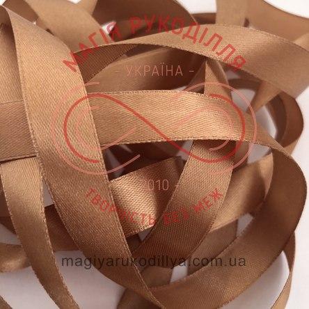 Стрічка Peri атласна 26мм (Китай) - №163 відтінки коричневого