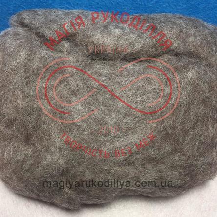Шерсть для сухого и мокрого валяния (Новая Зеландия) 1упаковка / 30гр - К1116