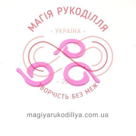 Допоміжний інструмент для в'язання - маркер спіраль