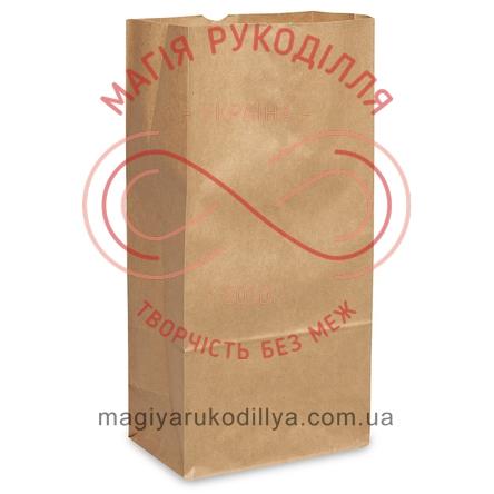Пакет паперовий крафт 260*130*350