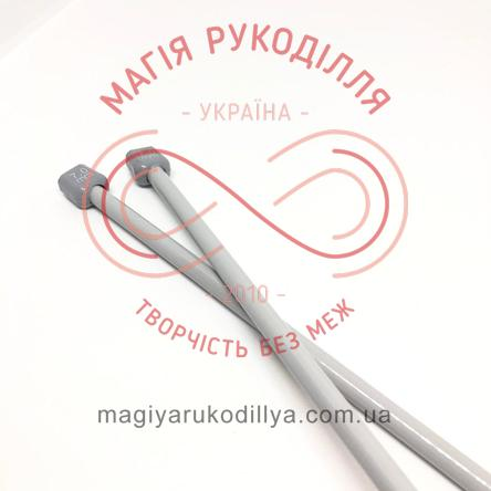 Спиці прямі тефлонове покриття (набір 2шт.) 7,0/35см