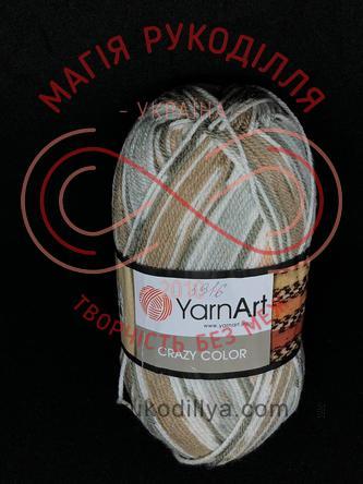 Пряжа Crazy Color (YarnArt Туреччина) - 145