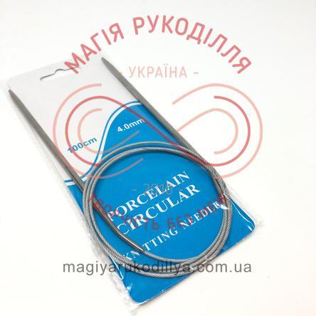 Спиці кругові металеві тросик 4,0/100см