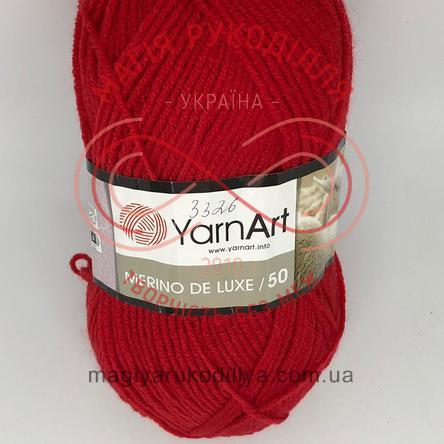 Пряжа Merino de Luxe 50 (YarnArt Туреччина) - 576