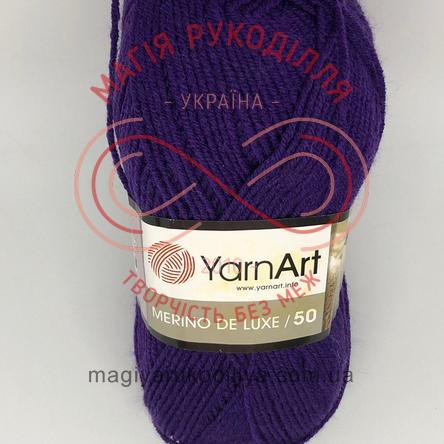 Пряжа Merino de Luxe 50 (YarnArt Туреччина) - 556