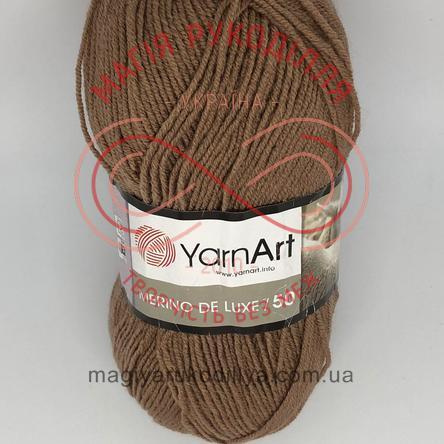 Пряжа Merino de Luxe 50 (YarnArt Туреччина) - 514